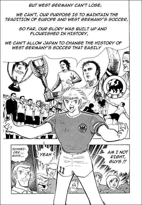 Captain Tsubasa, Chapter 106 image 010