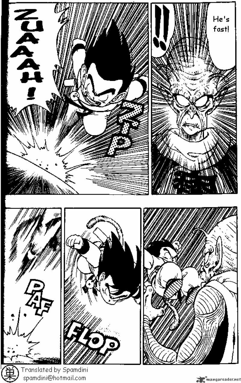 Dragon Ball, Chapter 143 image 001