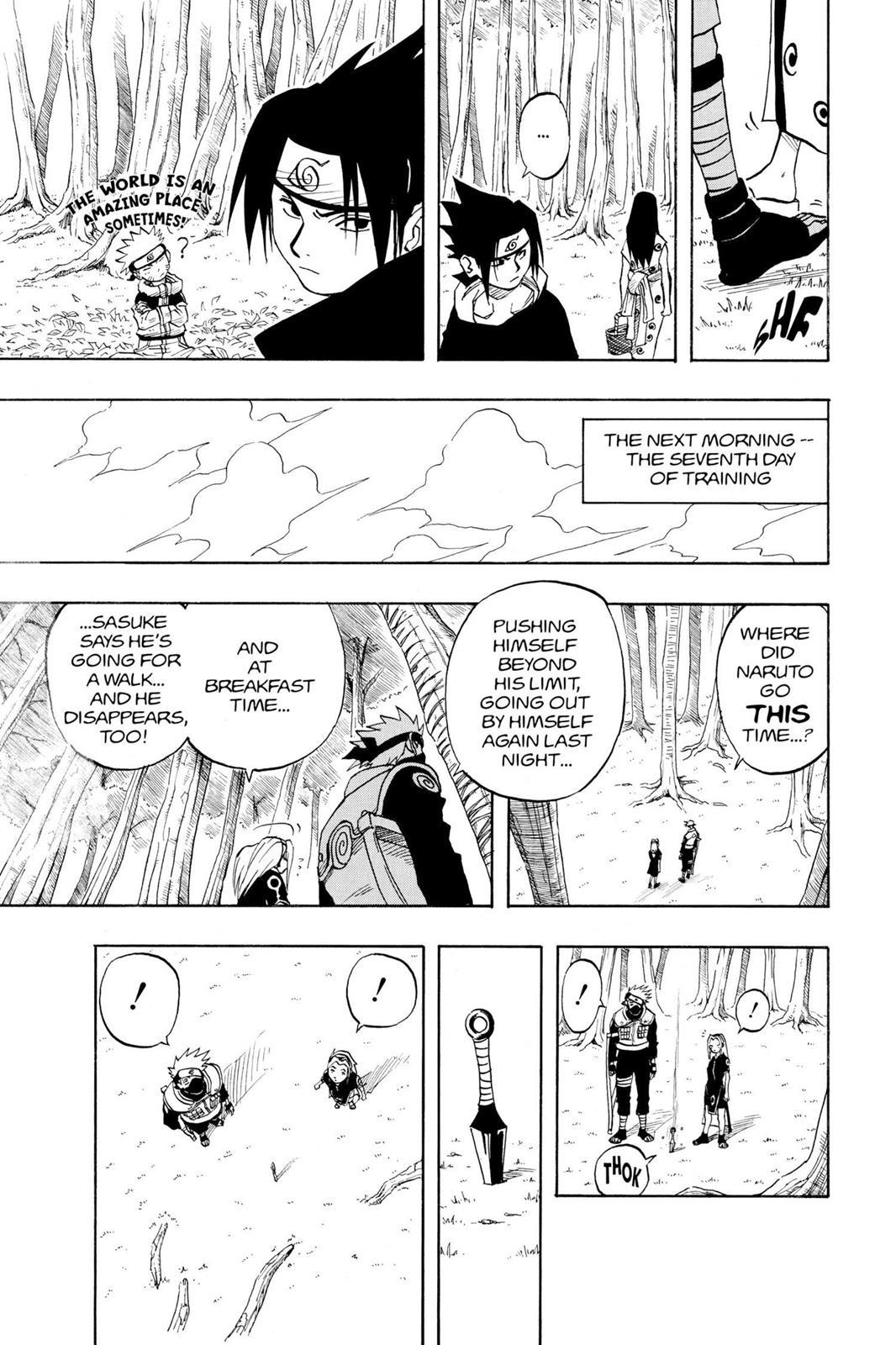 Naruto, Chapter 21 image 013