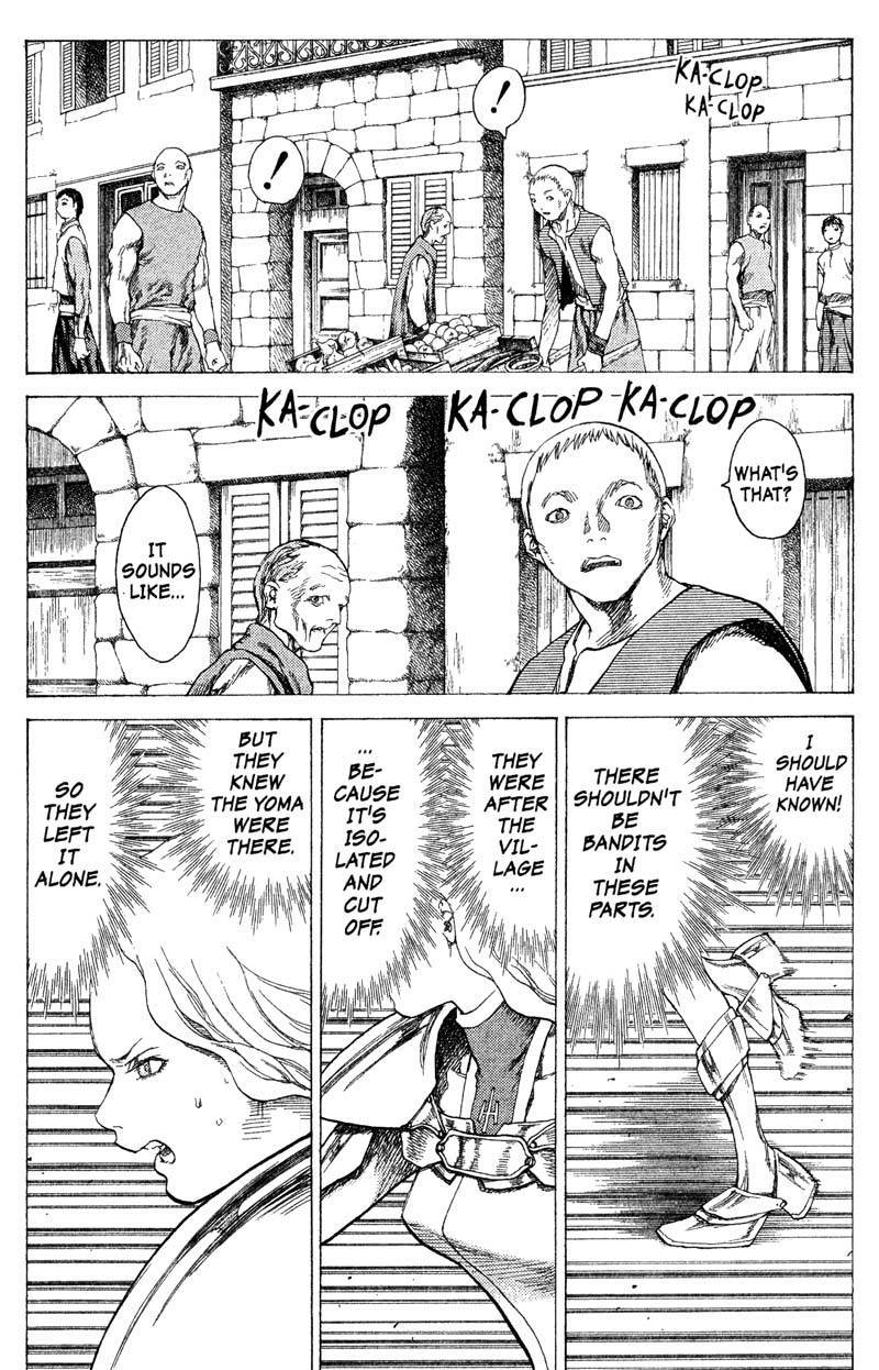 Claymore, Chapter 16 image 024