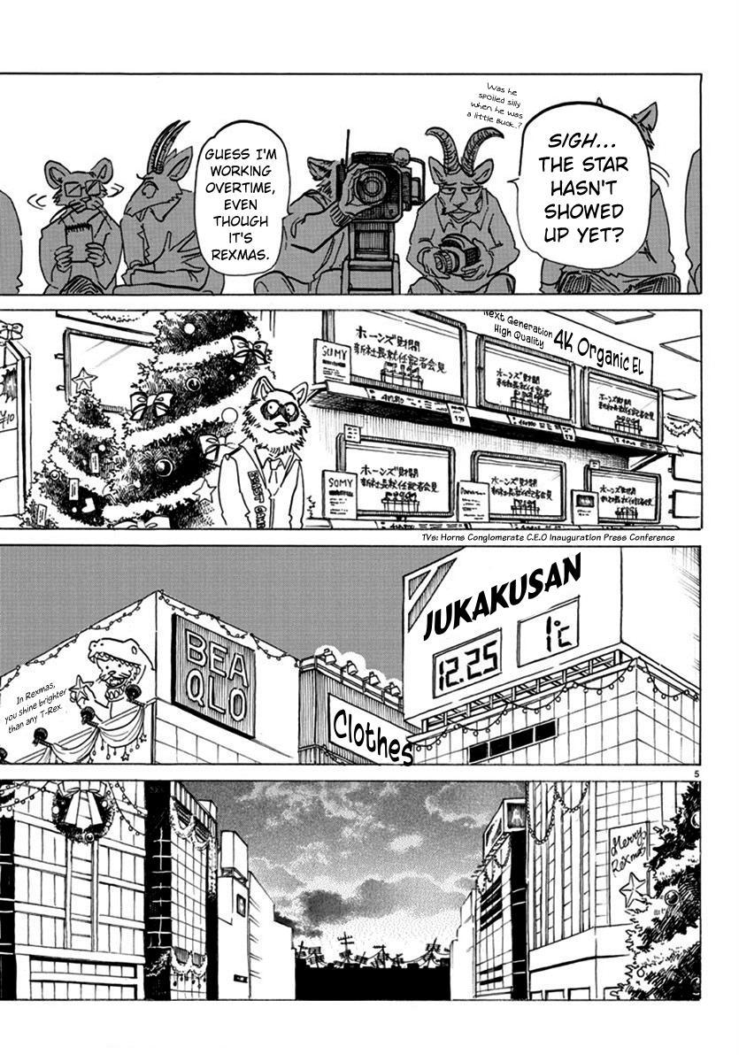 Beastars Manga, Chapter 174 image 006