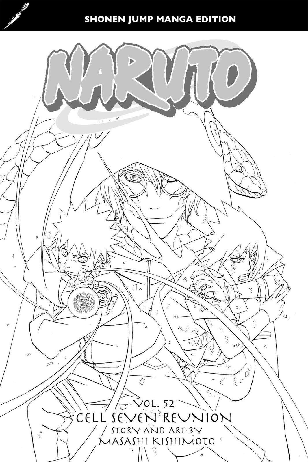 Naruto, Chapter 484 image 004