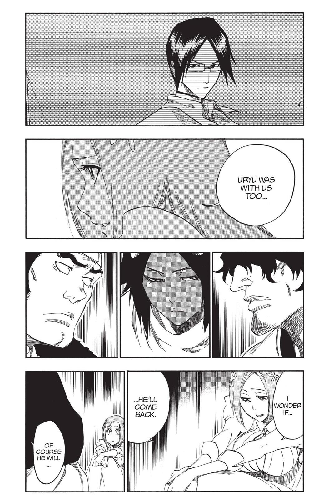 Bleach, Chapter 598 image 007