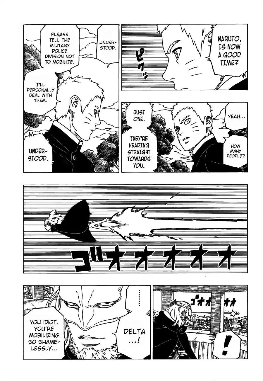 Boruto Manga, Chapter 30 image 037