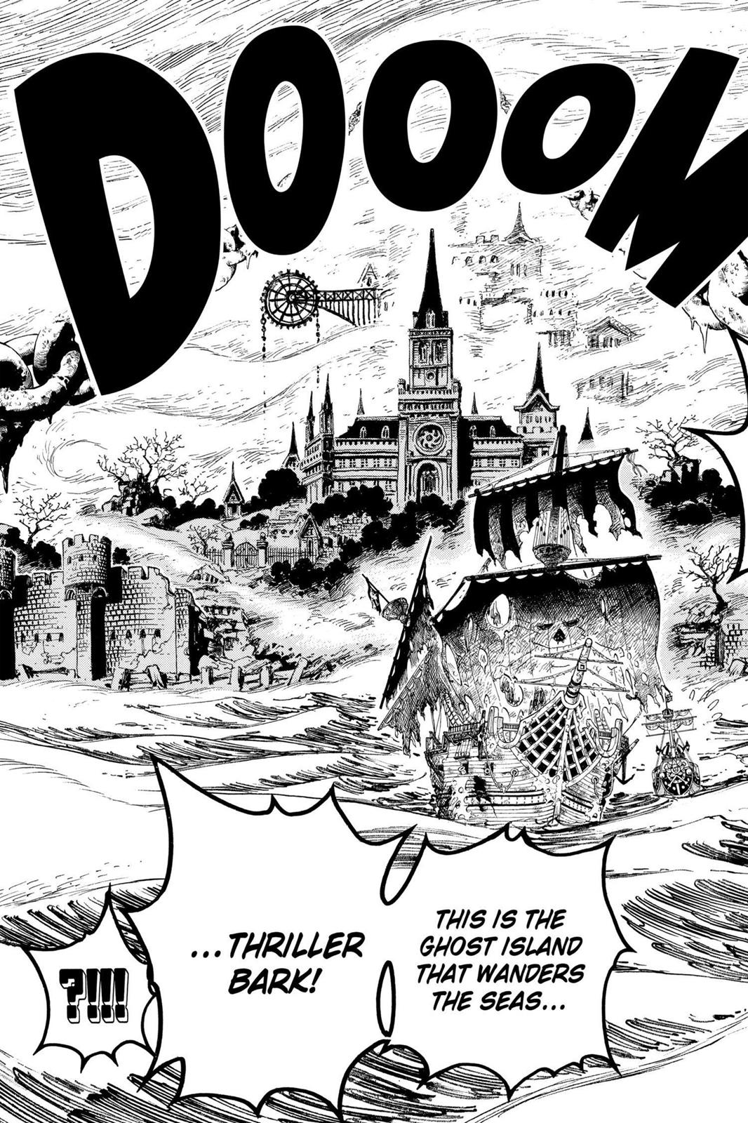 One Piece, Chapter 443 image 017