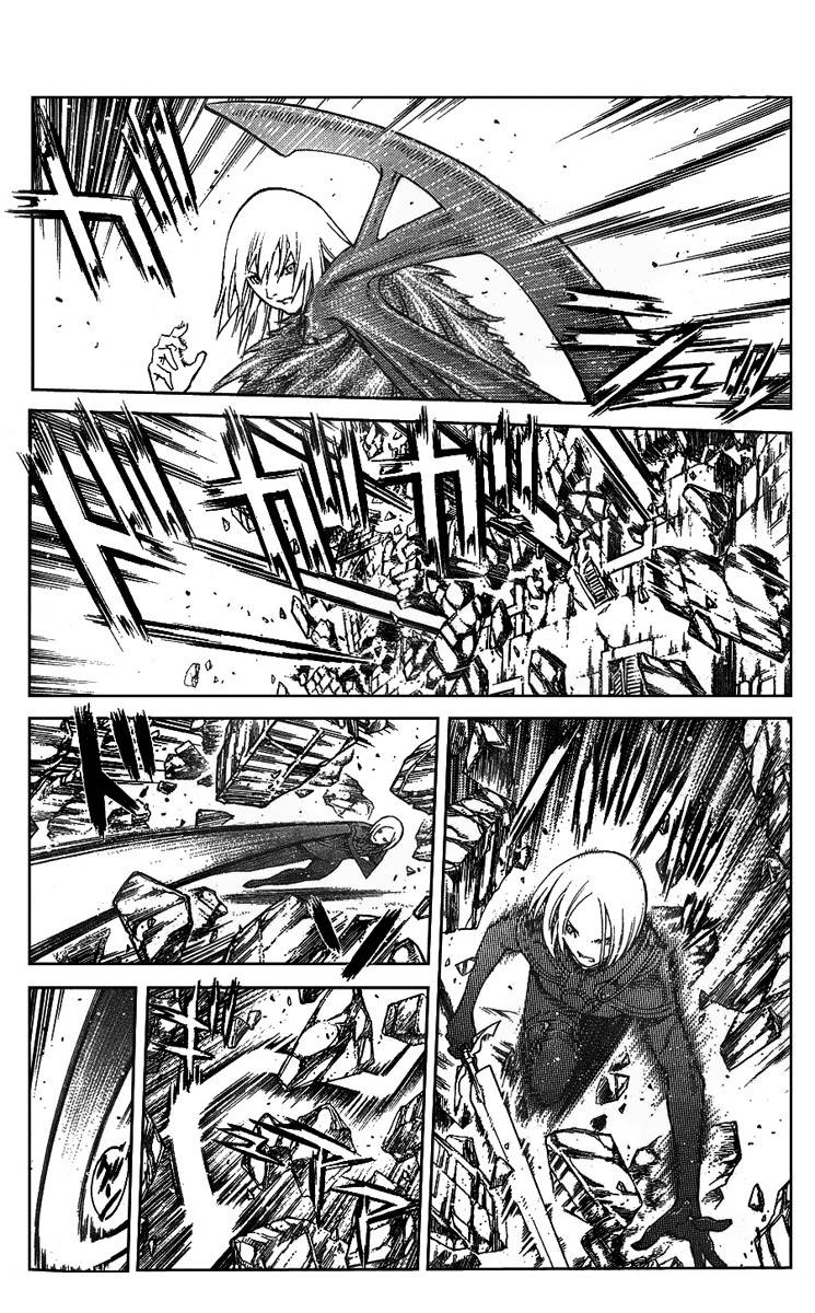 Claymore, Chapter 87 image 009