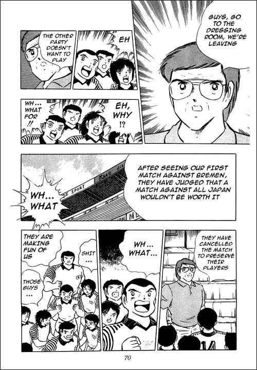 Captain Tsubasa, Chapter 89 image 008