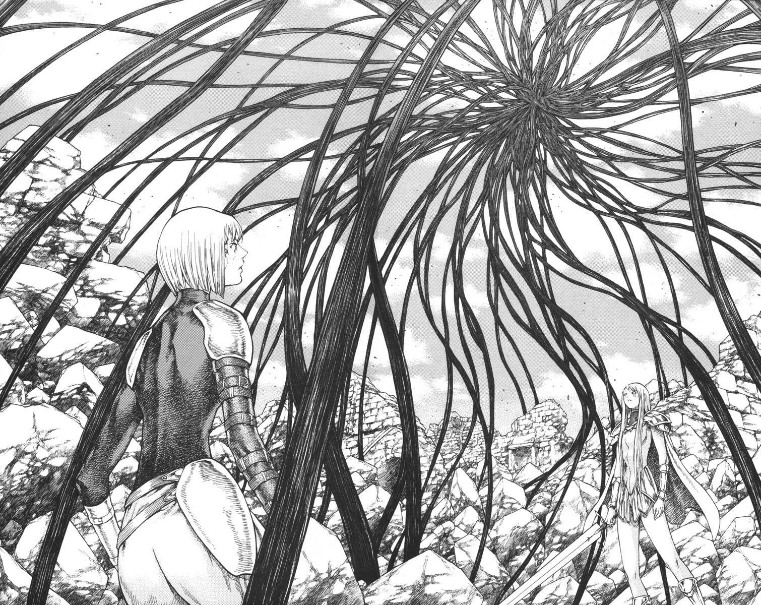 Claymore, Chapter 49 image 011
