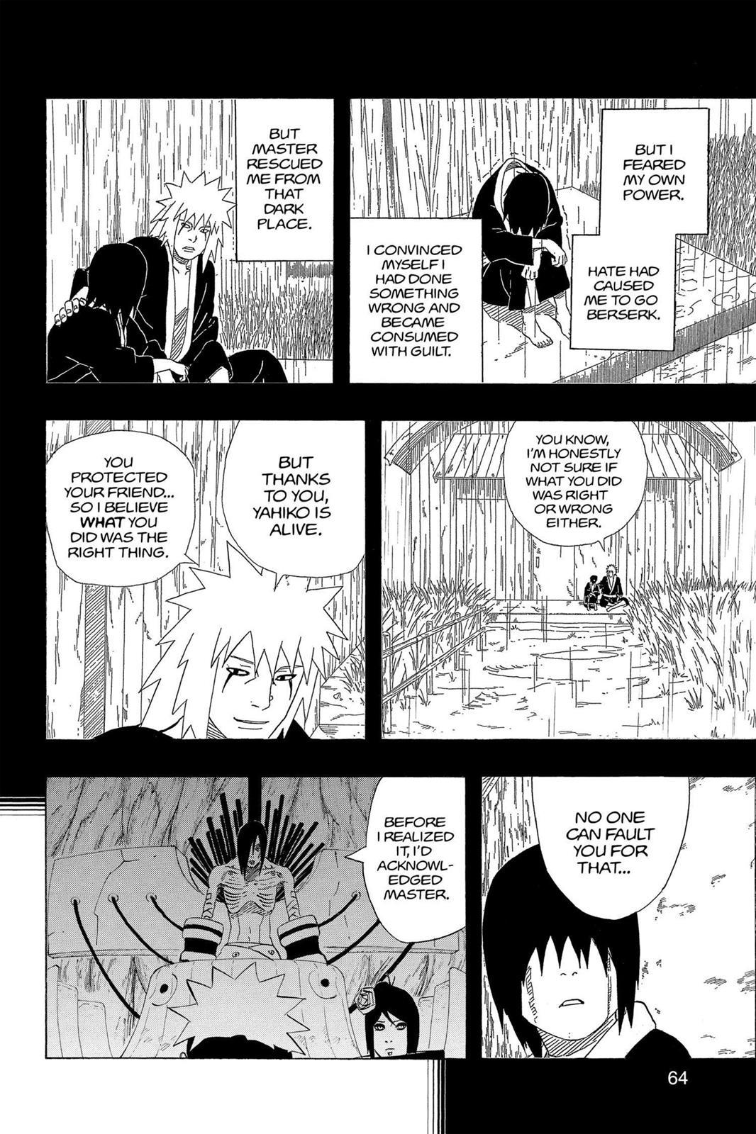 Naruto, Chapter 446 image 006