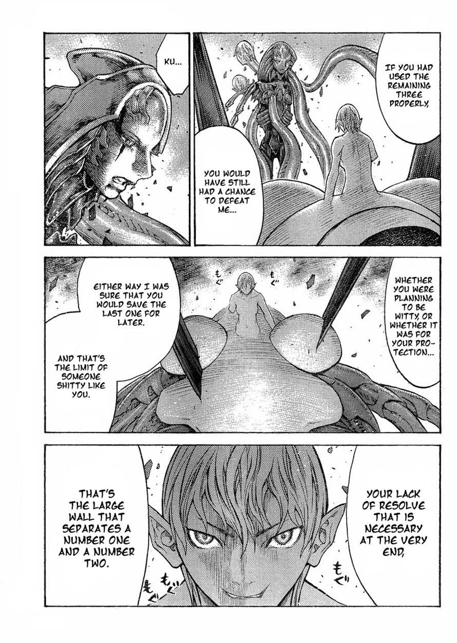 Claymore, Chapter 125 image 011