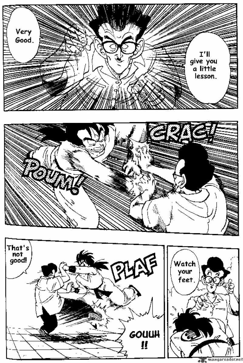 Dragon Ball, Chapter 174 image 014