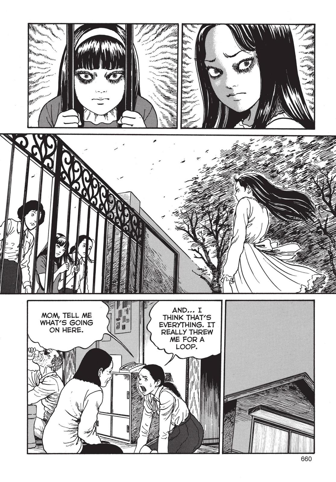 Tomie, Chapter 18 image 014
