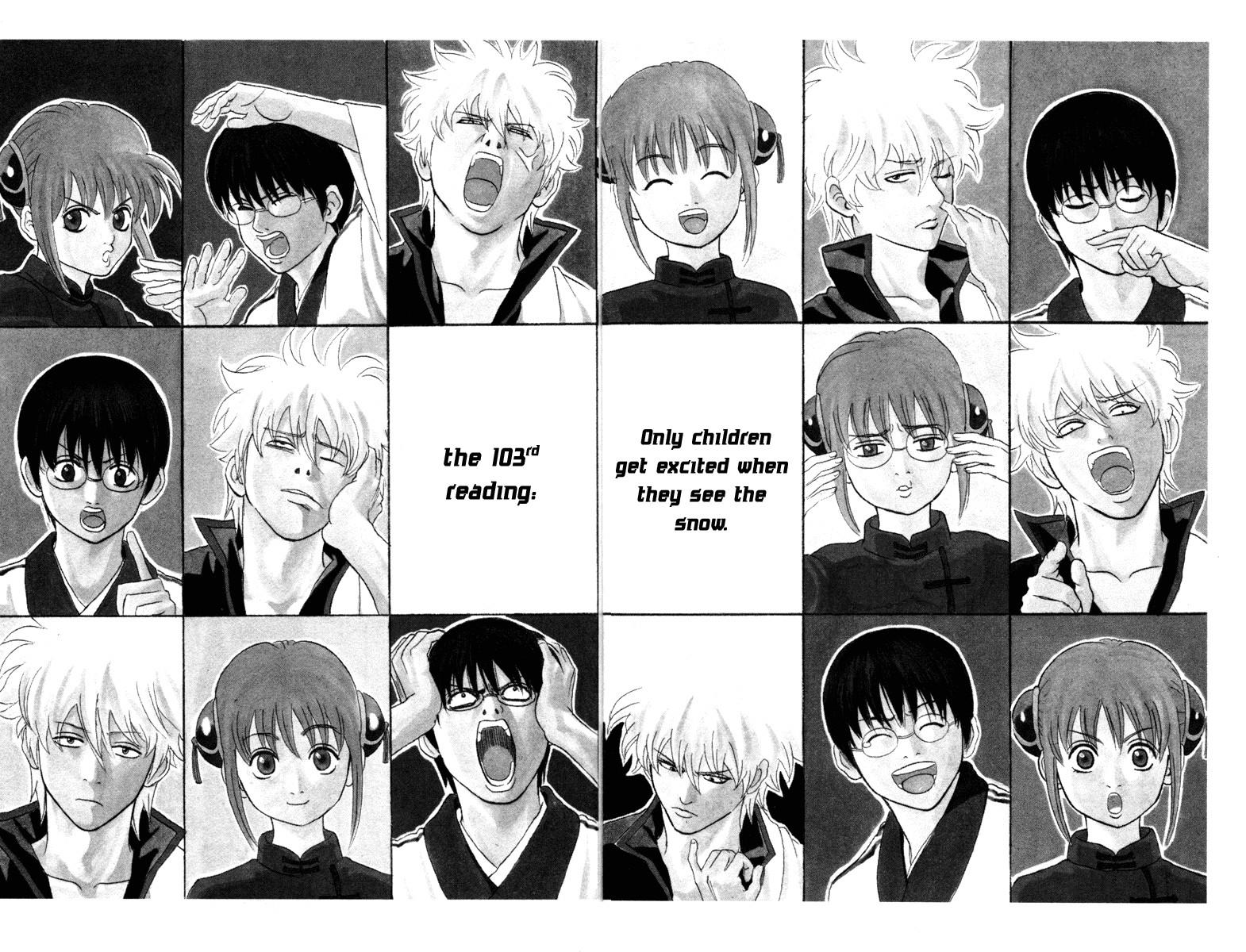 Gintama Chapter, 103 image 002