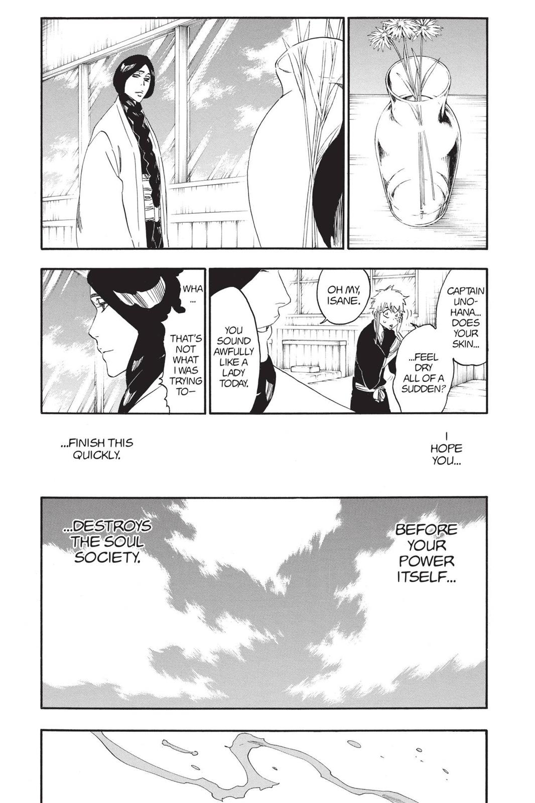Bleach, Chapter 507 image 005