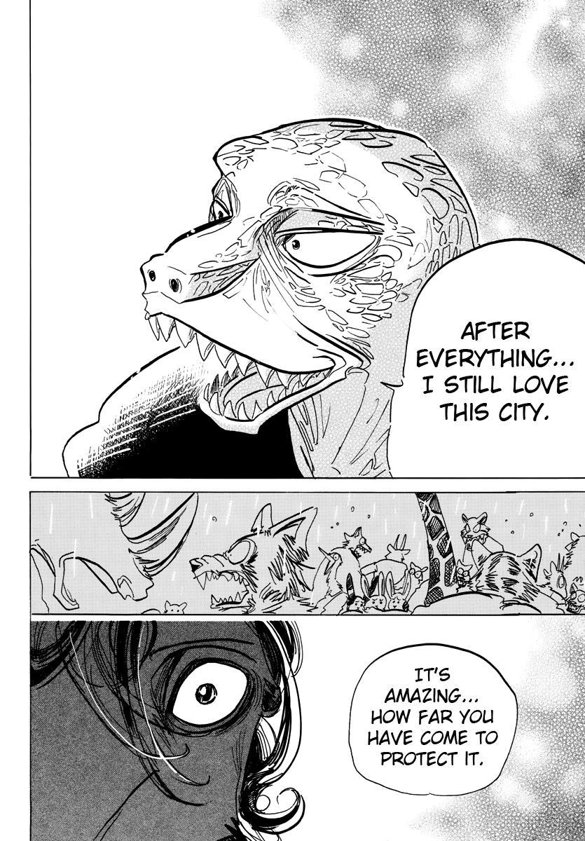 Beastars Manga, Chapter 183 image 008