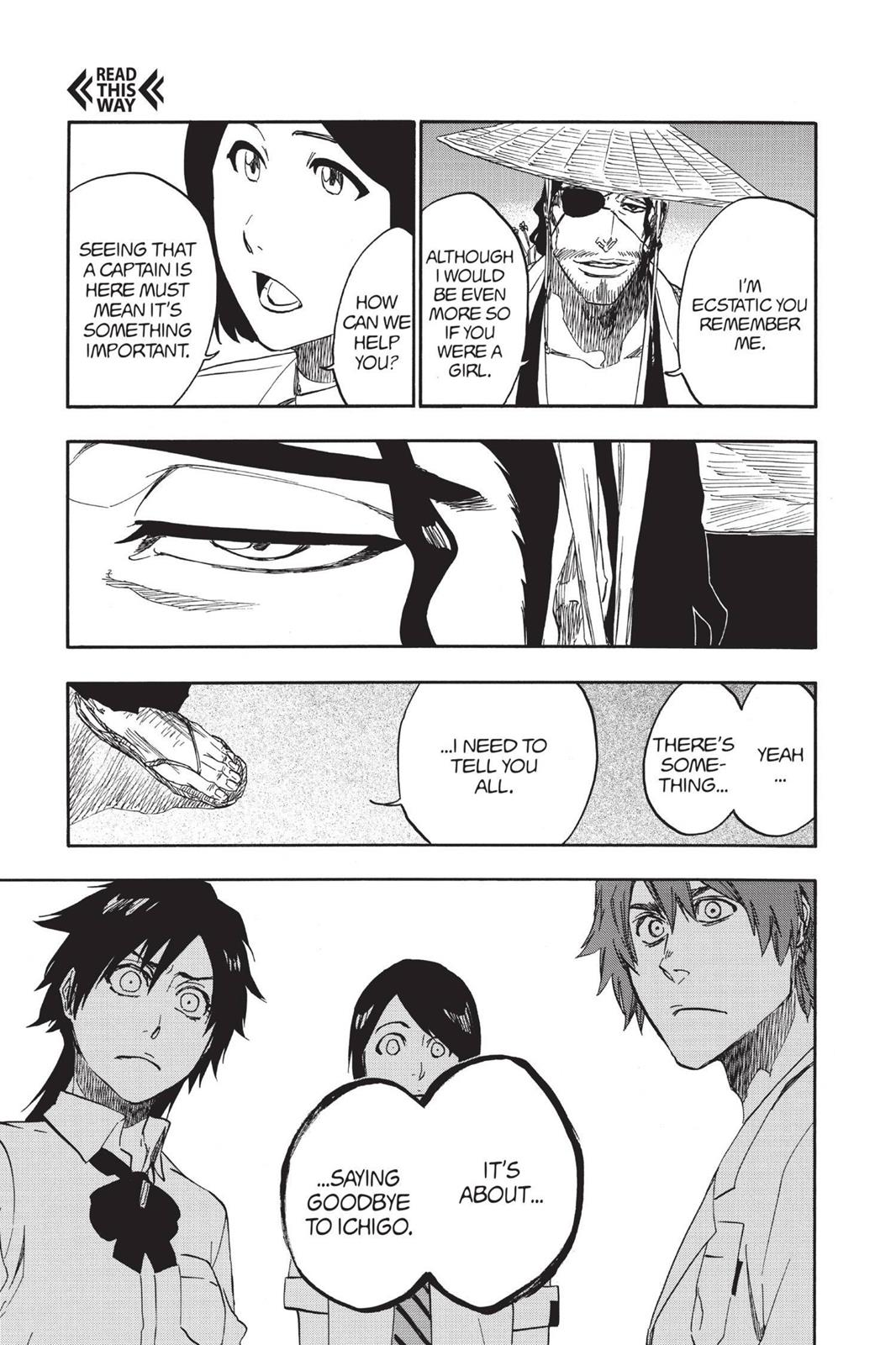 Bleach, Chapter 545 image 017