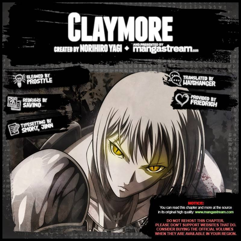 Claymore, Chapter 145 image 002