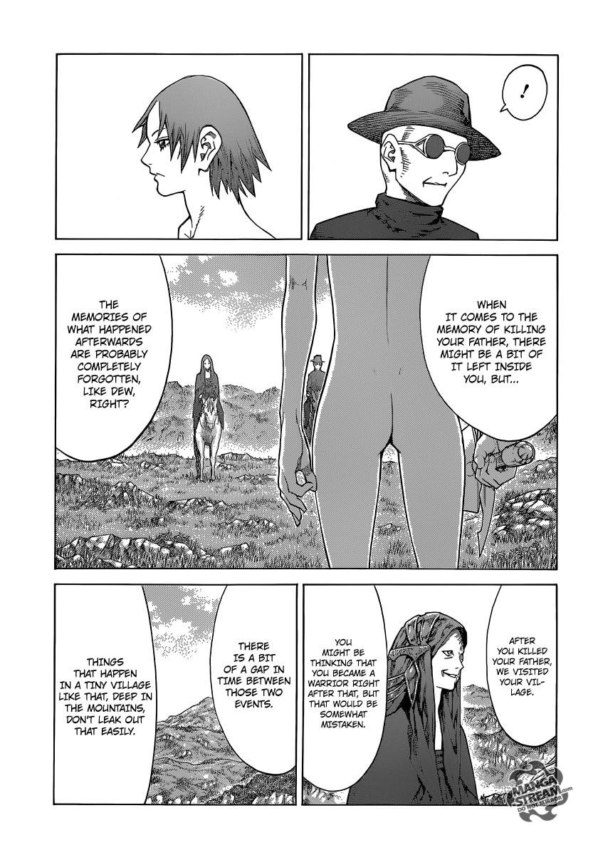 Claymore, Chapter 142 image 014