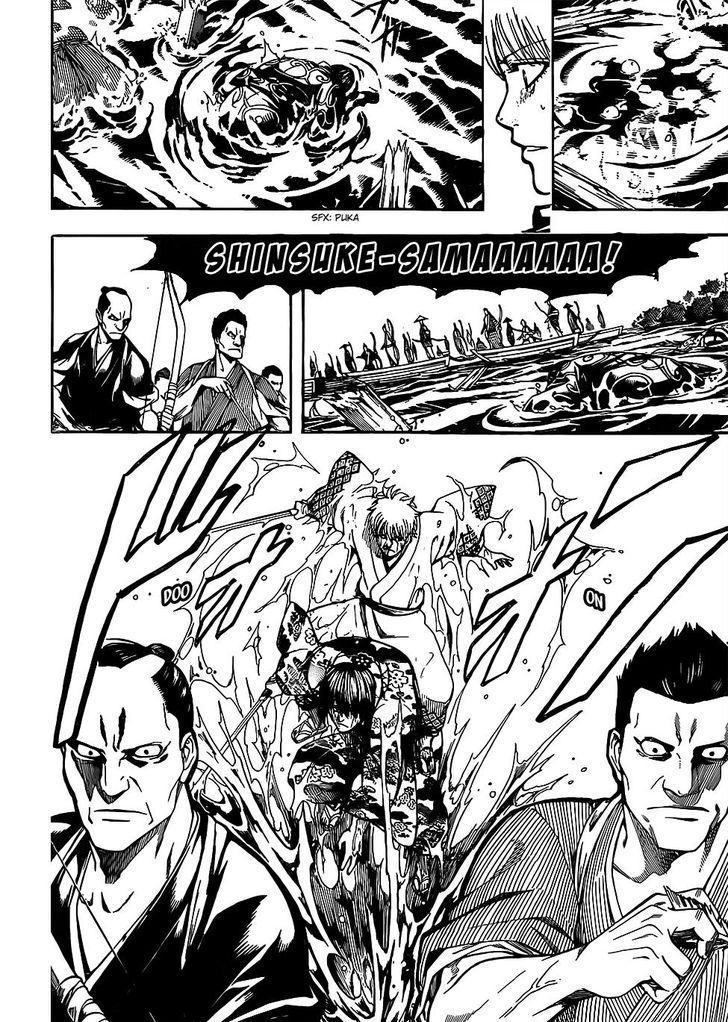 Gintama Chapter, 677 image 018