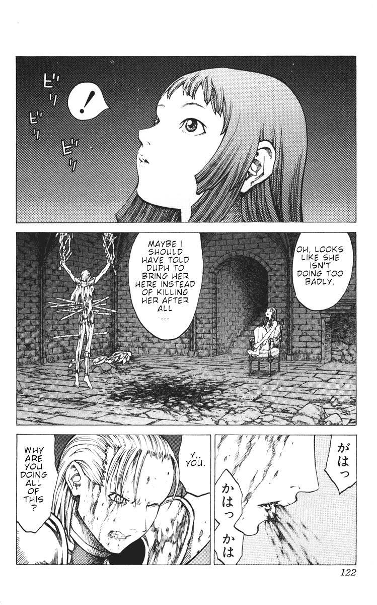 Claymore, Chapter 43 image 018