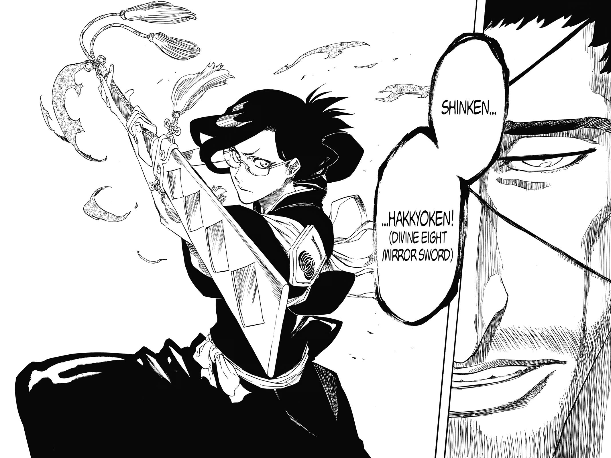 Bleach, Chapter 651 image 016