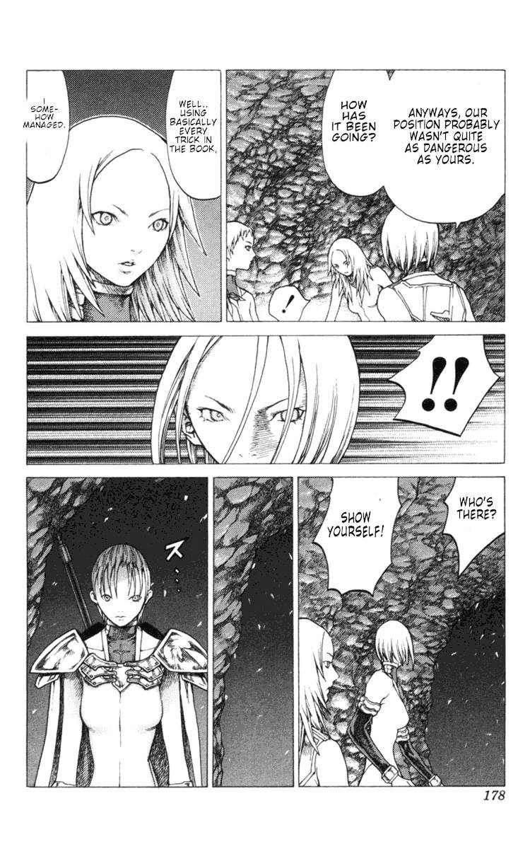 Claymore, Chapter 51 image 020