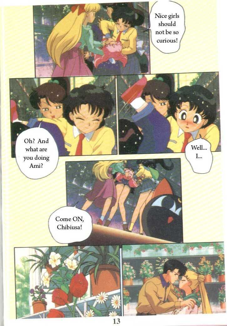 Sailor Moon, Cahpter 18 image 051