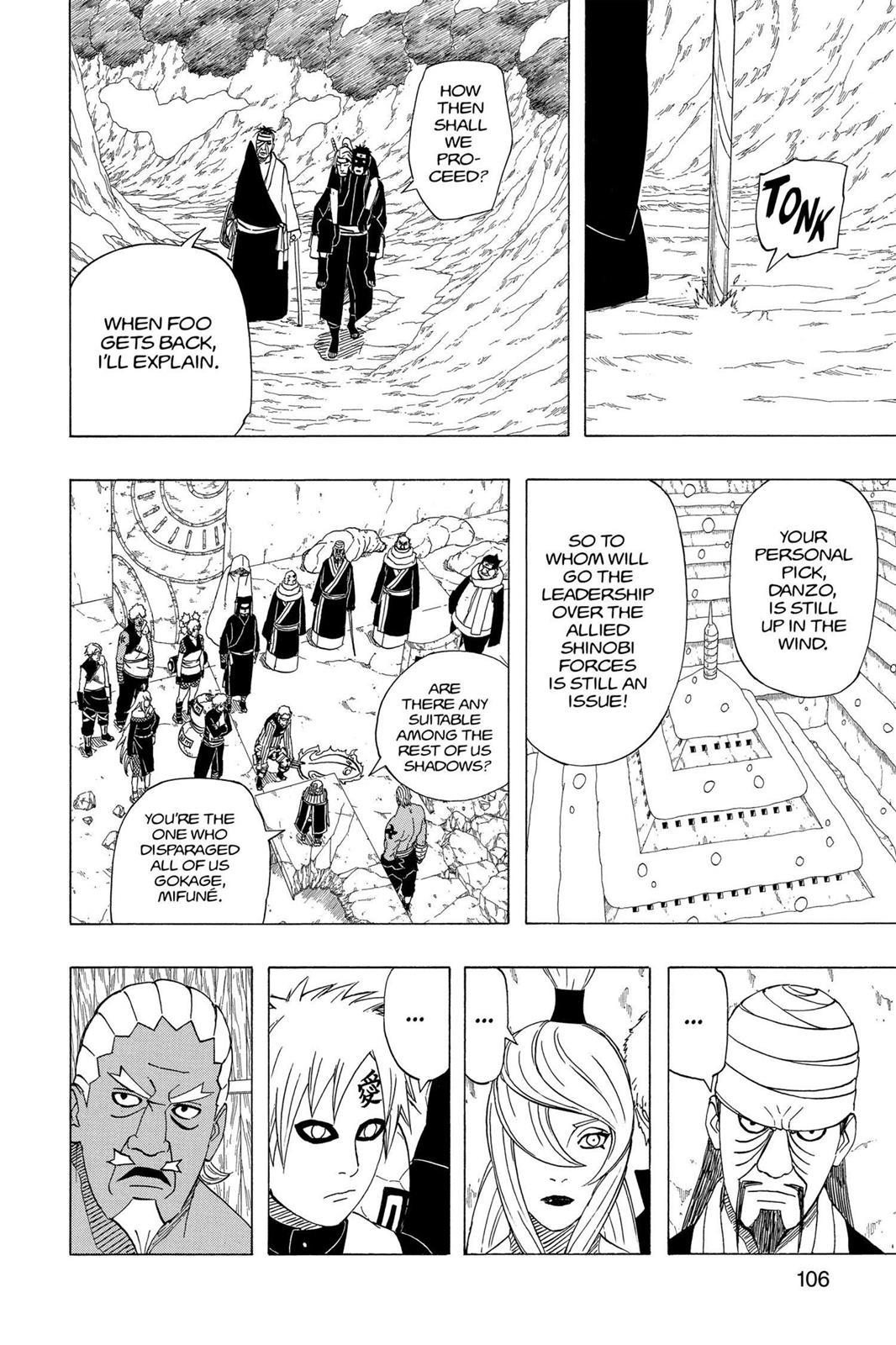 Naruto, Chapter 469 image 006
