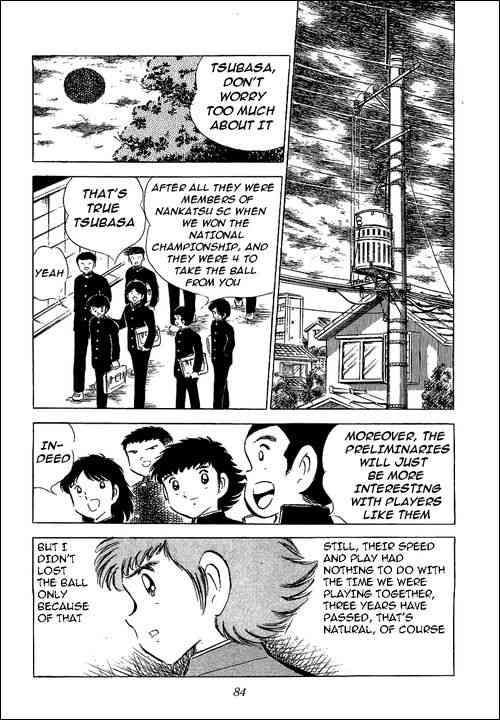 Captain Tsubasa, Chapter 52 image 037