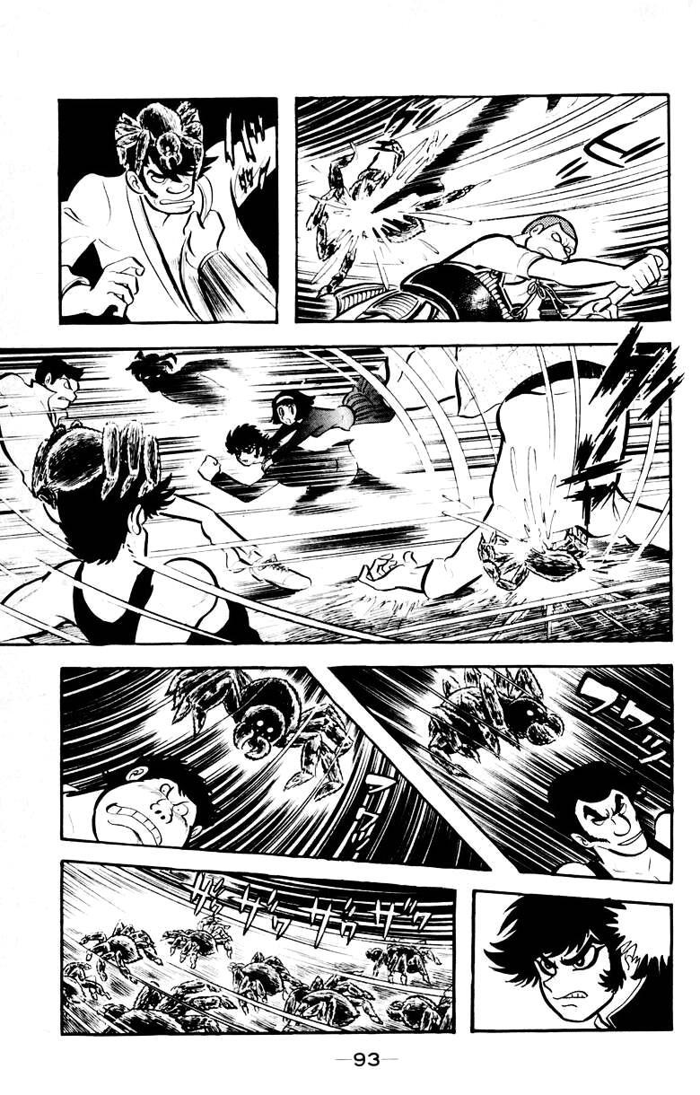Devilman, Chapter 3 image 090
