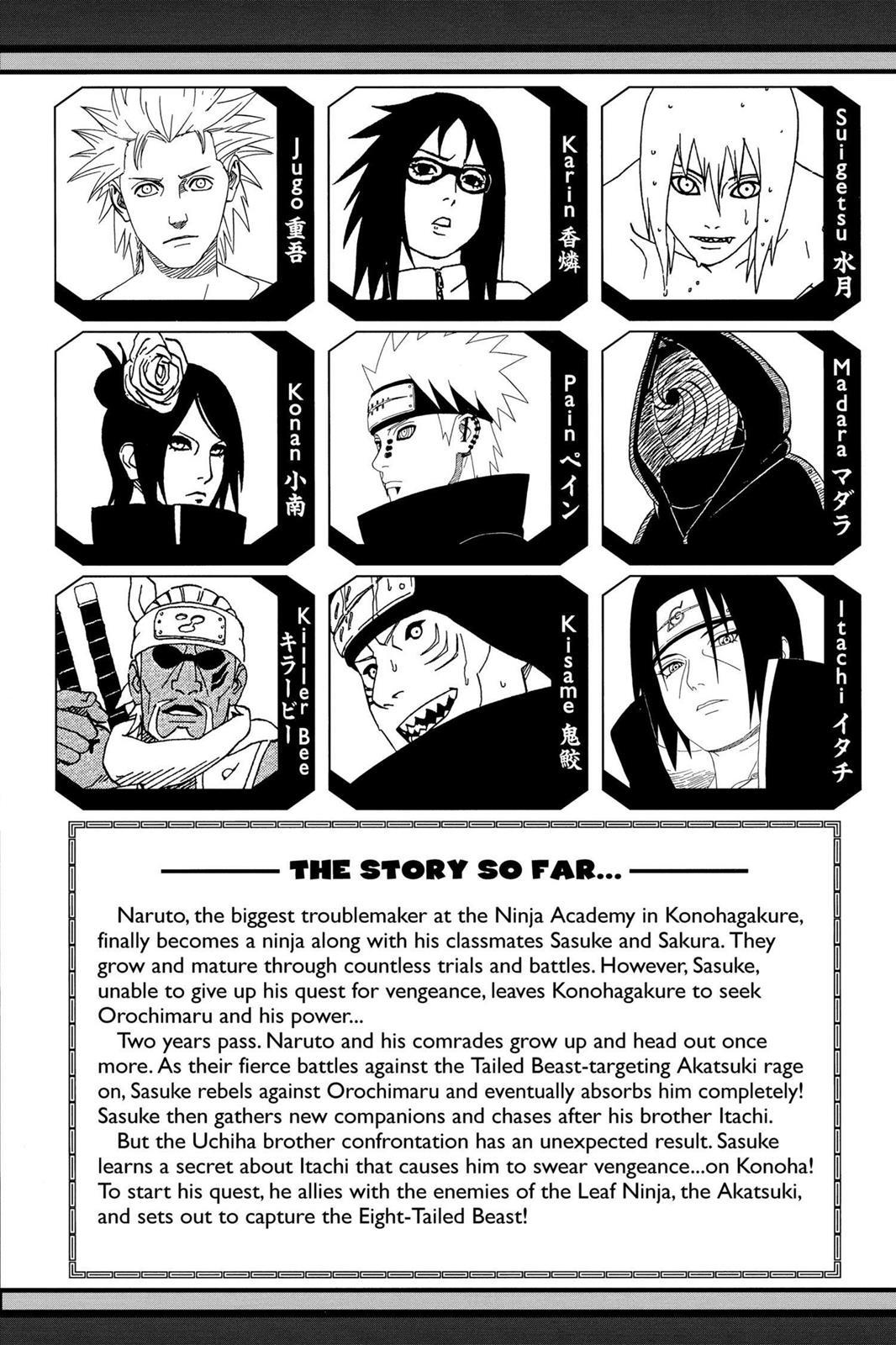 Naruto, Chapter 413 image 006