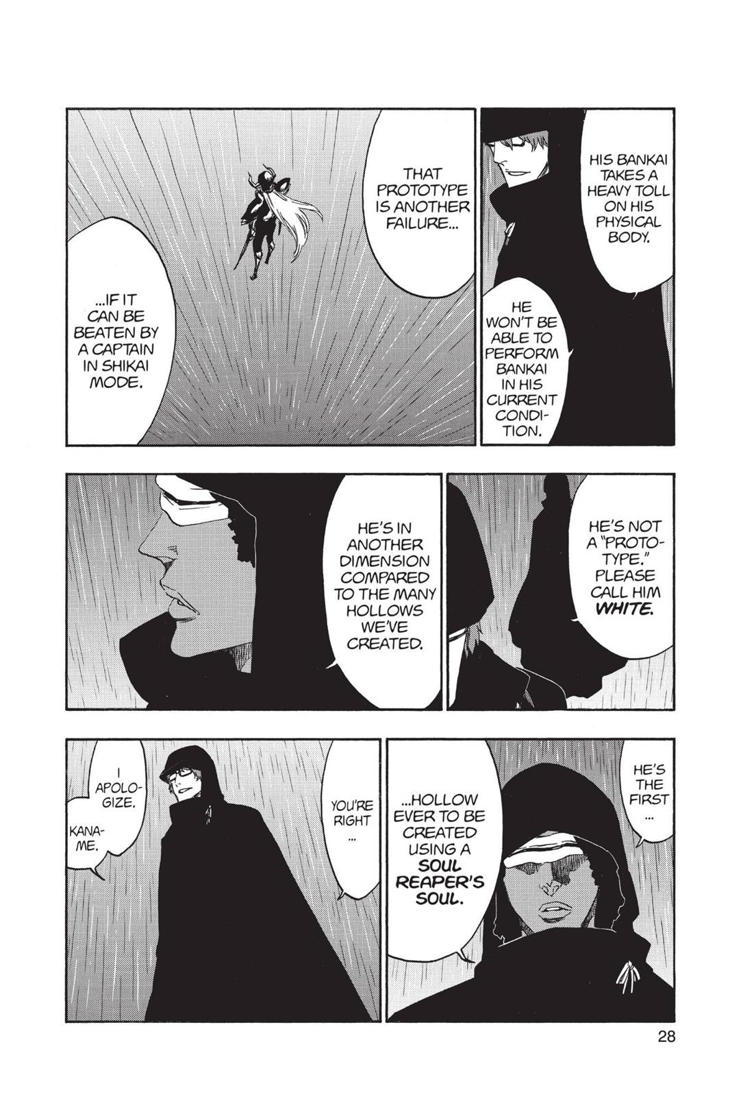 Bleach, Chapter 532 image 004