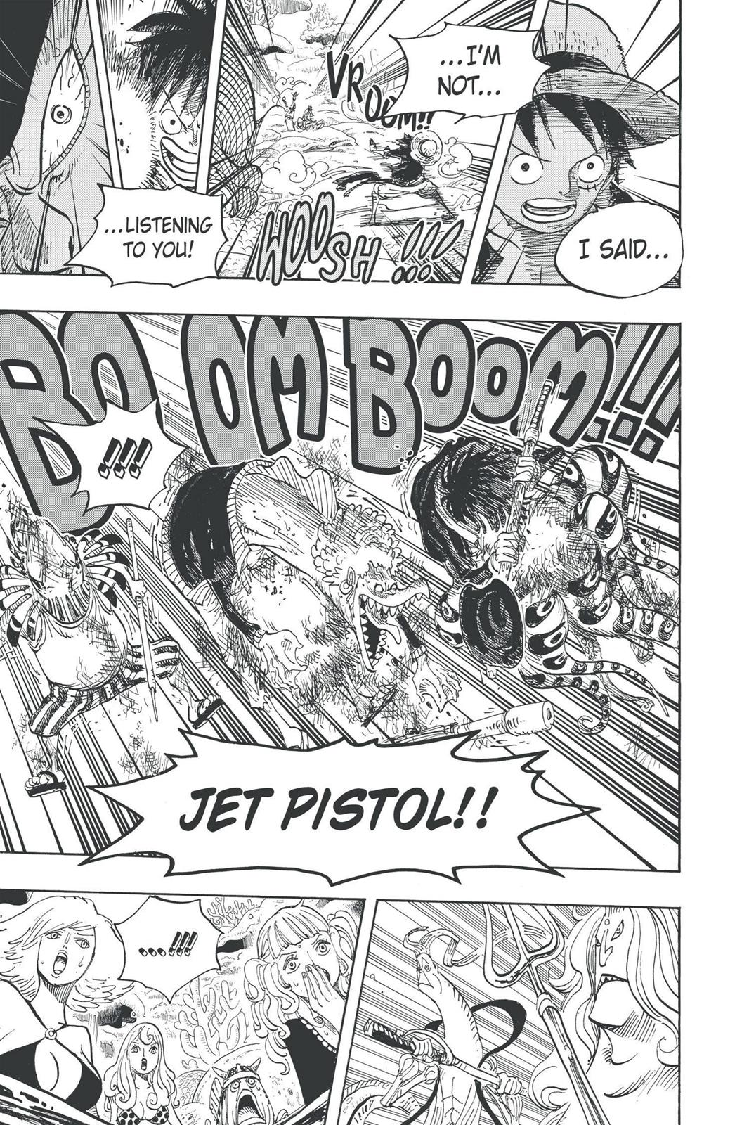 One Piece, Chapter 609 image 016