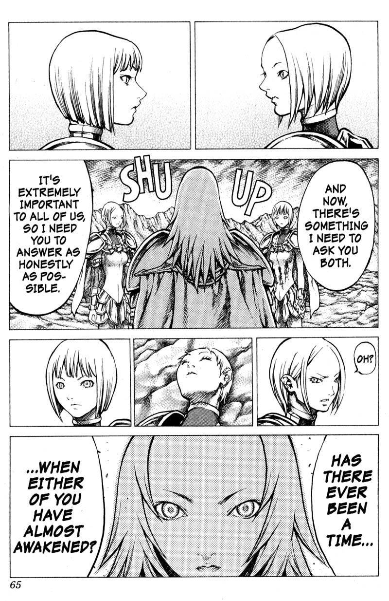 Claymore, Chapter 29 image 026