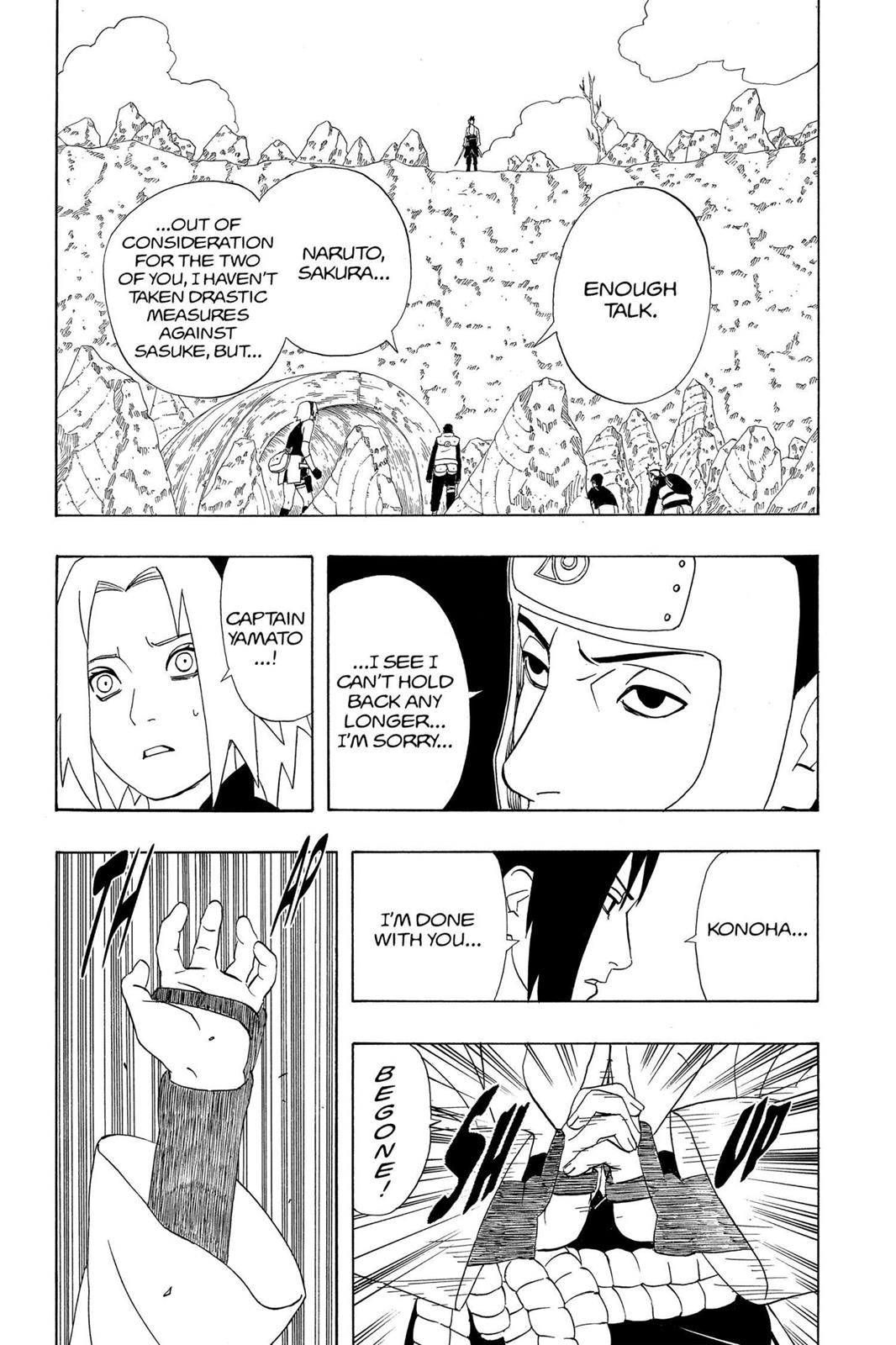 Naruto, Chapter 309 image 012