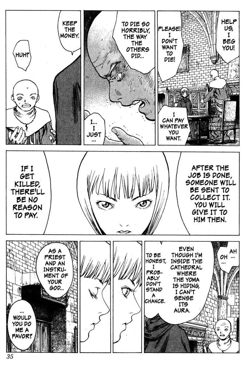 Claymore, Chapter 5 image 034