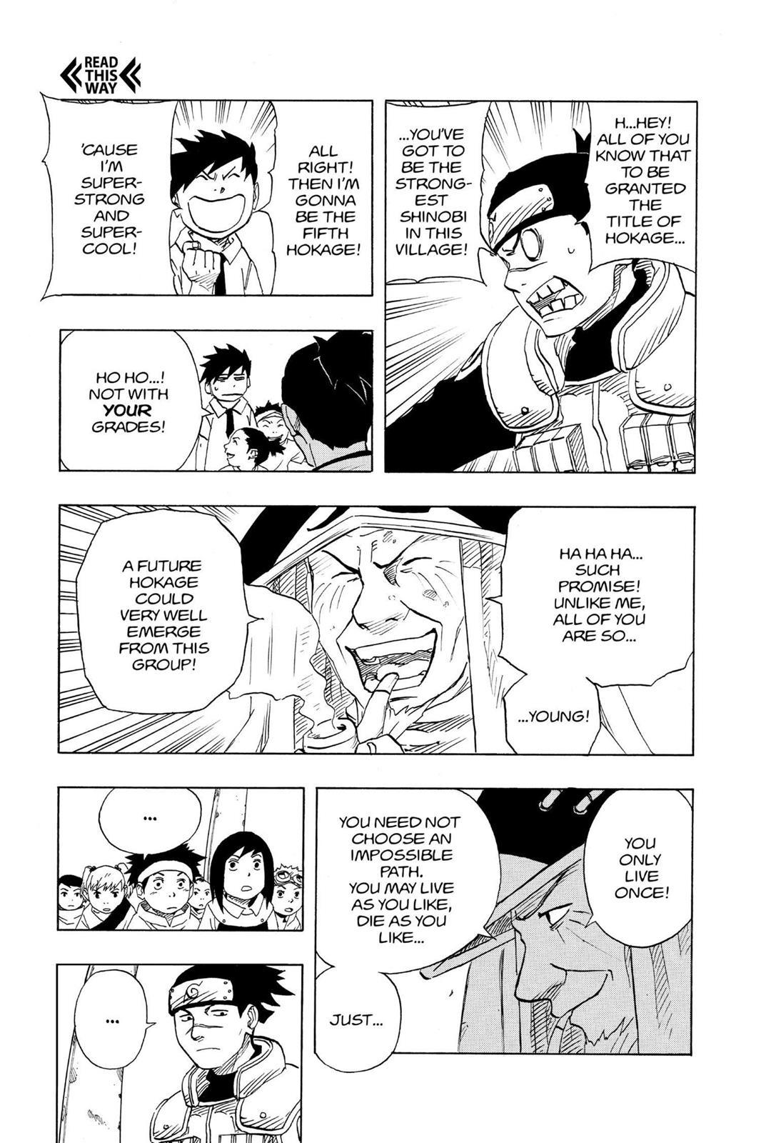 Naruto, Chapter 94 image 013