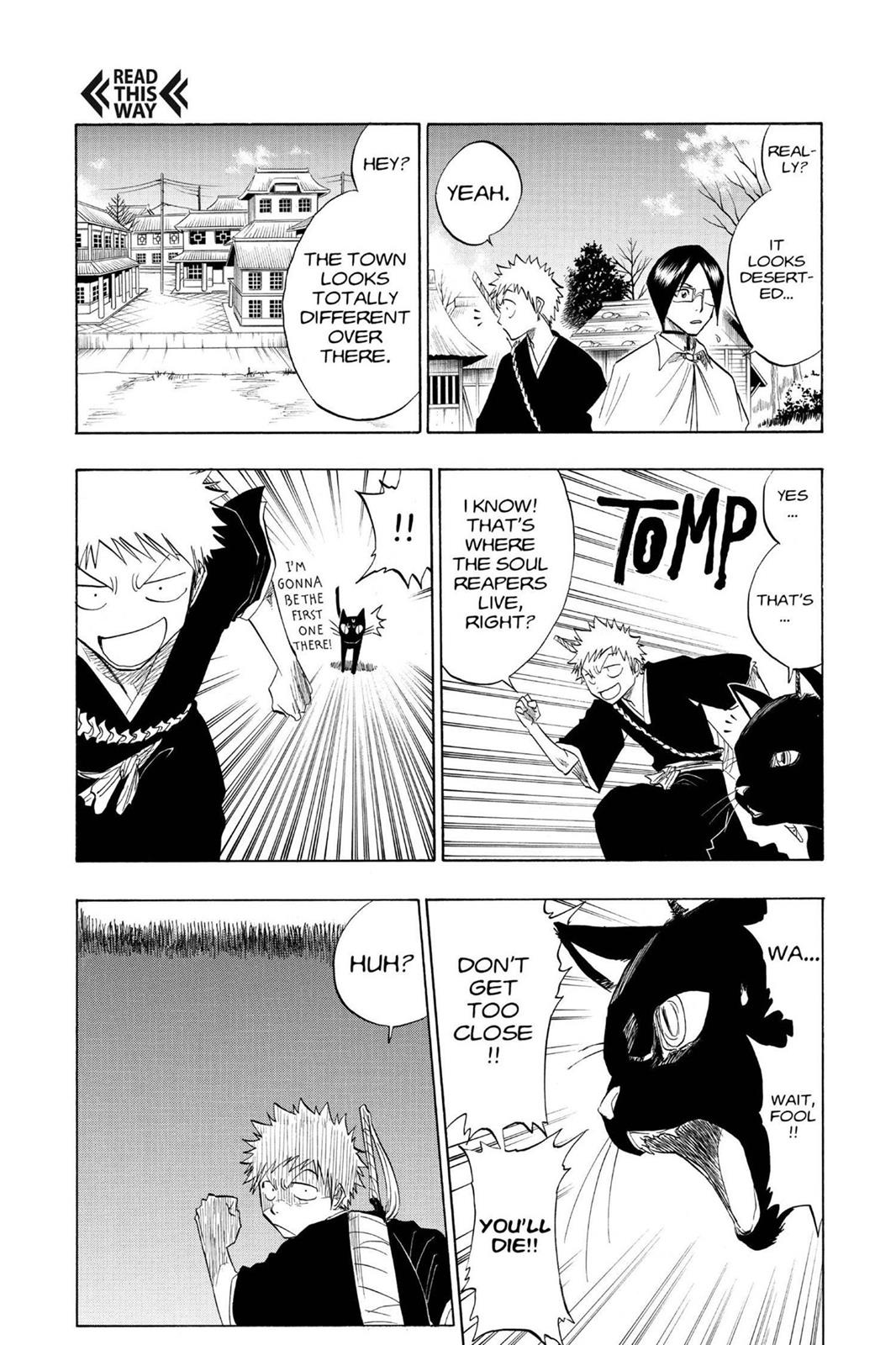 Bleach, Chapter 71 image 023