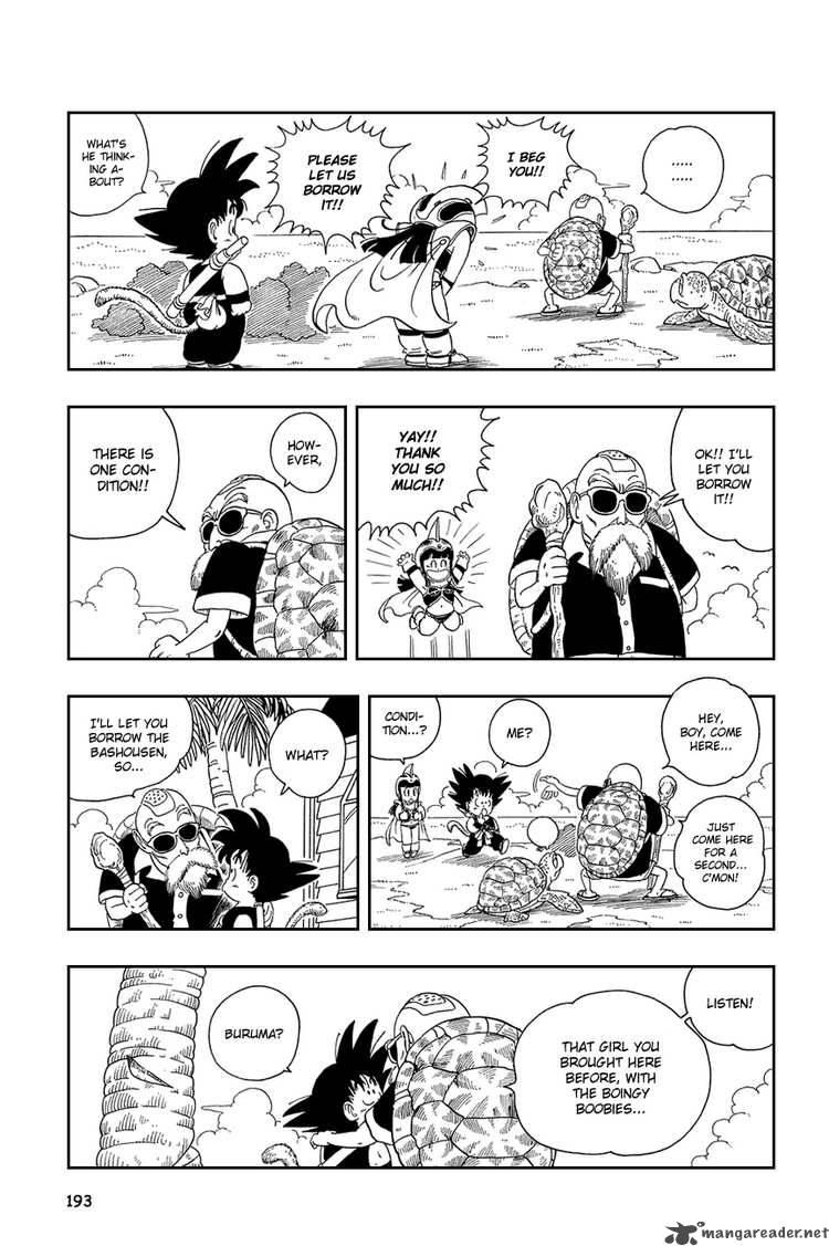 Dragon Ball, Chapter 13 image 006
