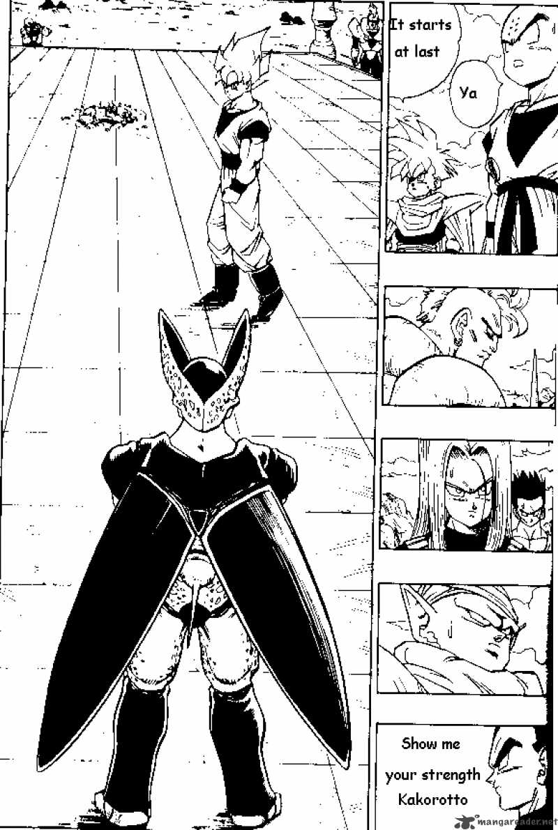 Dragon Ball, Chapter 398 image 001