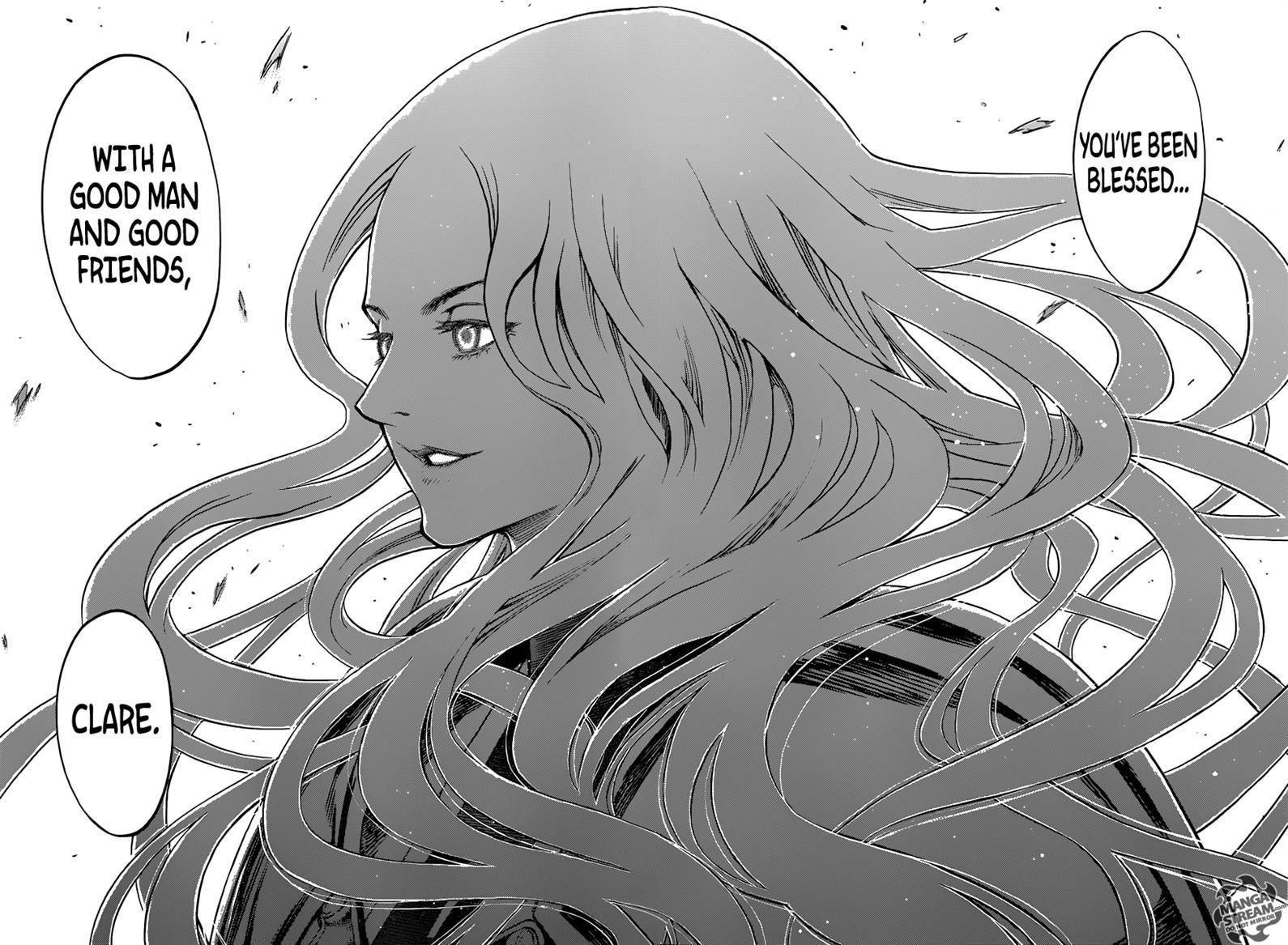 Claymore, Chapter 150 image 009