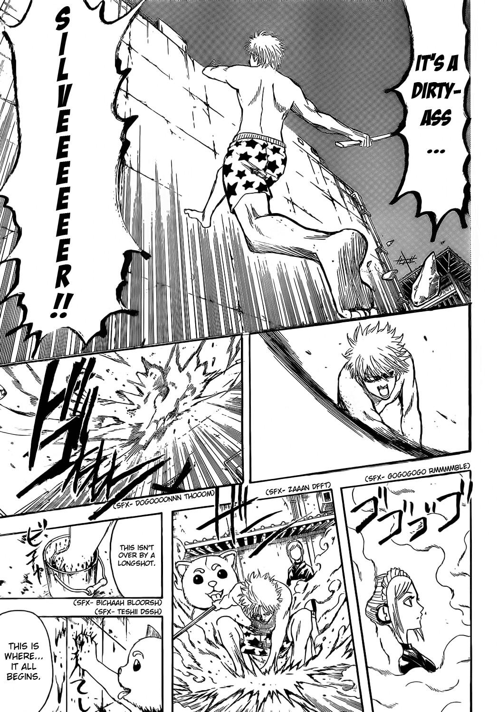 Gintama Chapter, 373 image 015