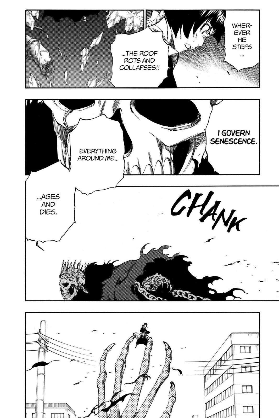 Bleach, Chapter 357 image 005