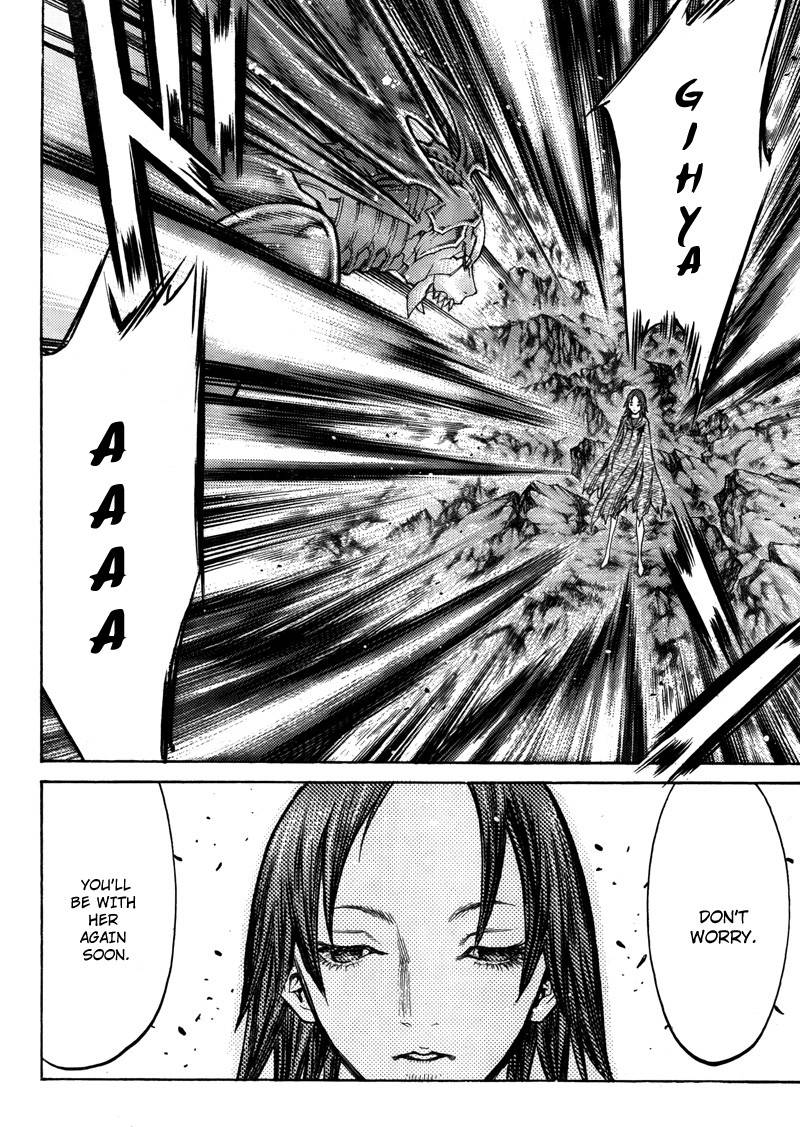 Claymore, Chapter 98 image 031