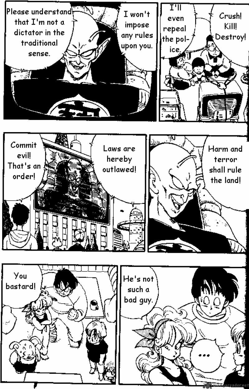 Dragon Ball, Chapter 152 image 007