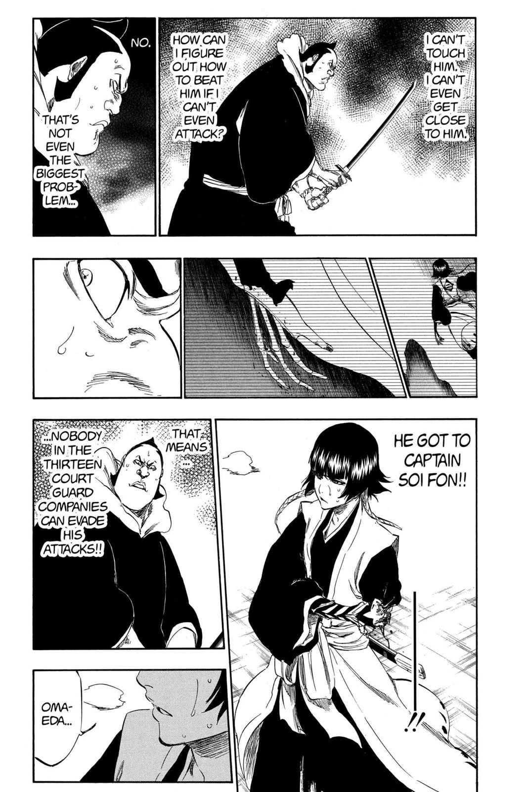 Bleach, Chapter 358 image 009