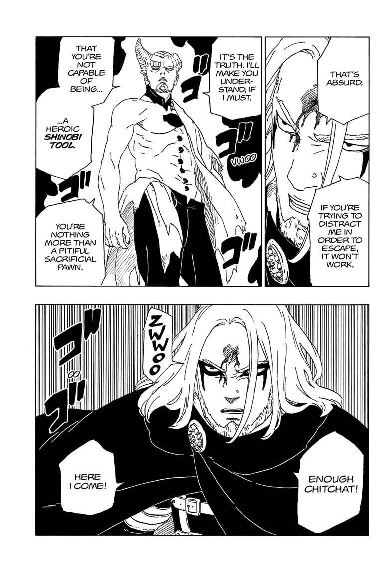 Boruto Manga, Chapter 48 image 011