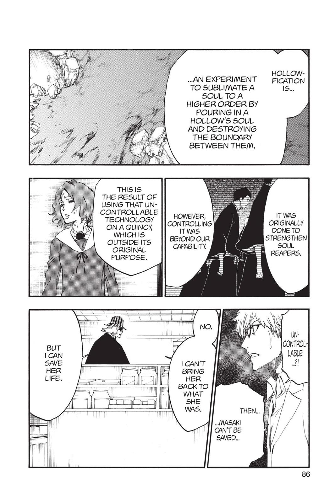 Bleach, Chapter 535 image 006
