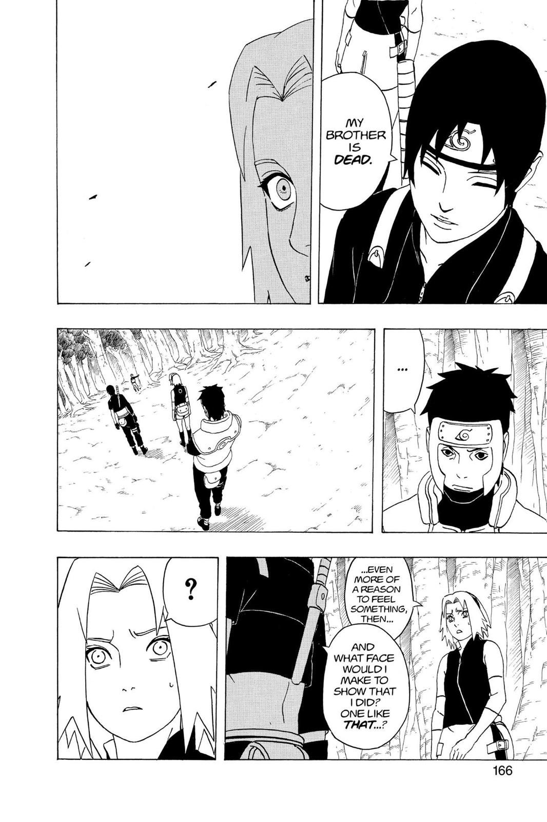 Naruto, Chapter 289 image 004