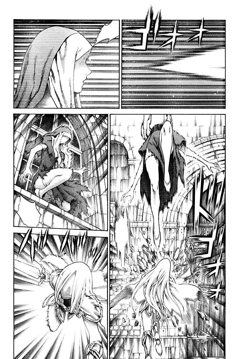 Claymore, Chapter 74 image 022